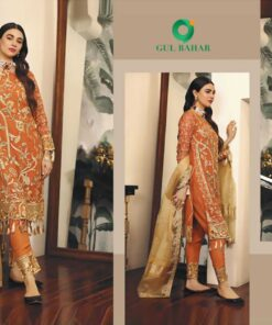 GUL BAHAR ADEEL Dress Material Wholesale With Price