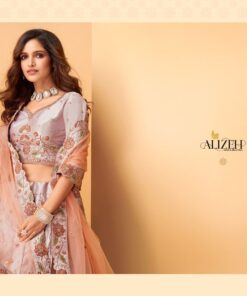 Alizeh Sangeet Vol-2 Lehanga Designer Lehenga Online