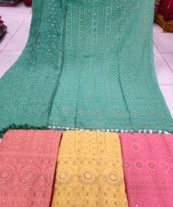 UTSAV SUITS LAKHNAVI VOL-2 Dress Material Wholesaler