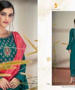 Dress Material Designs Premium Festive Wear Collection