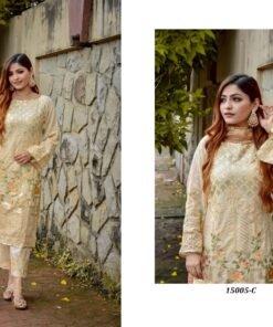 Hoor Tex 15005-C Designer Suits Pakistani