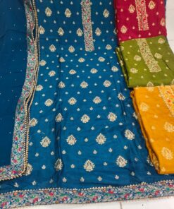 UTSAV SUITS Present Dress Material Wholesale With Price
