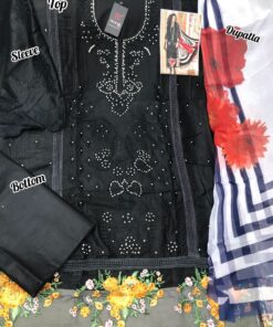 Cotton Suits Pakistani Wholesale Catalogs 👇Fabric Detail👇 👗Top : FRONT Heavy Jam Cotton With Heavy Boring Embroidery 👖Bottom : Semi Lawn 🔺Dupatta :-Tabby Silk With Digital Printed Dupatta 🔻Price : 💸1150/- 👗Size :-54 ( 7 XL) 🚶🏻🚶🏻🏃🏼🏃🏼🏃🏼Hurry up... 📦LIMITED STOCK 📦 🔹book your order fast Limited stock Cotton Suits Pakistani Wholesale Catalogs