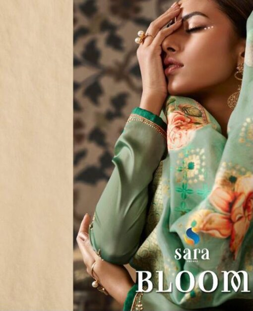 Wholesale Dress Material Suppliers for Sara Trendz