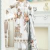 Fox Georgette Heavy Embroidered Pakistani Suits 01